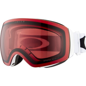 Oakley Flight Deck XM Lunettes de protection Femme, matte white/w prizm rose
